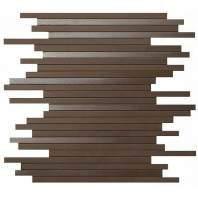 Dwell Brown Leather Mosaico L ( )
