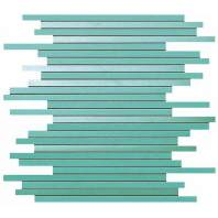 Dwell Turquoise Mosaico L ( )
