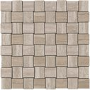 Marvel Pro Wall Net Mosaic Travertino Silver ( )
